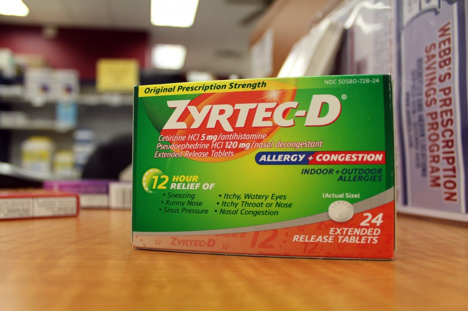 Zyrtec is considered safe during pregnancy.