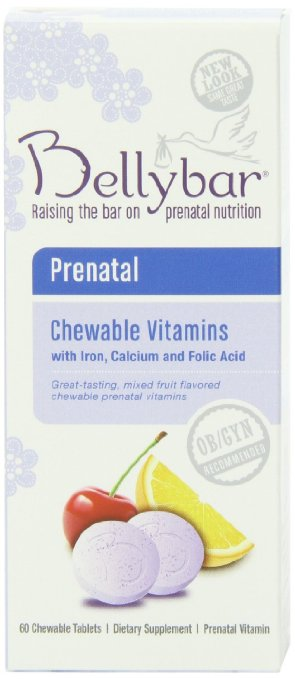 Bellybar Chewable Multivitamin