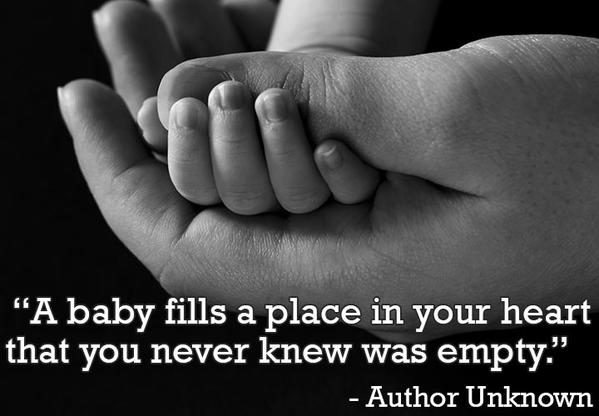 Beautiful quotes about pregnancy