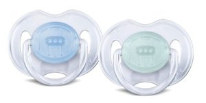 Philips Avent Translucent Pacifier