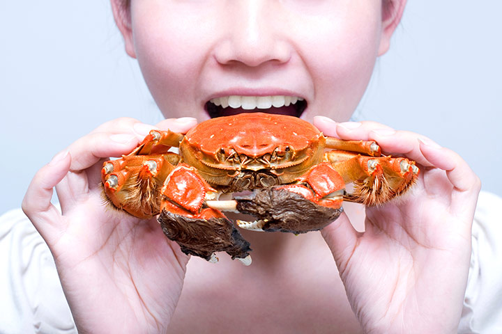 Can Pregnant Women Eat Crab   Pregnancy Related